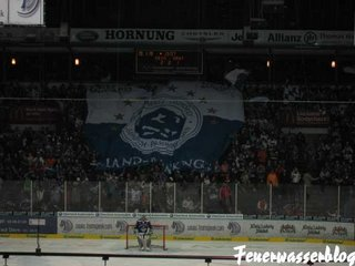 Hockey in Garmisch